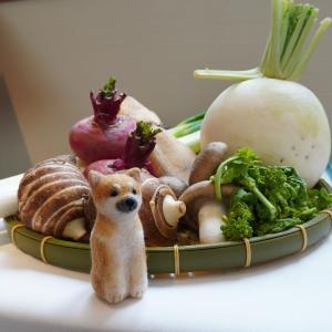 シバちゃんと「京野菜」
