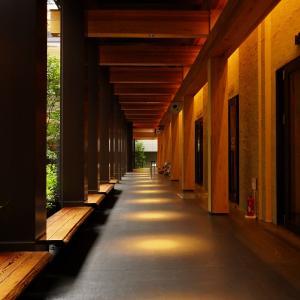 京都・新風館の朝景 2