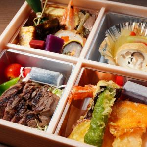 京都・鳥居本遊山のおかず弁当