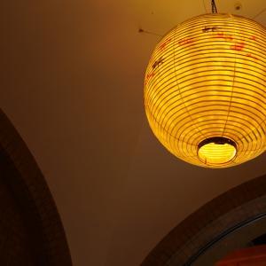 京都・新風館の提灯