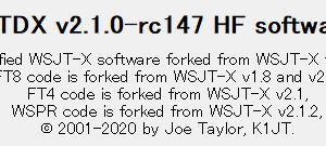 JTDXも64bit
