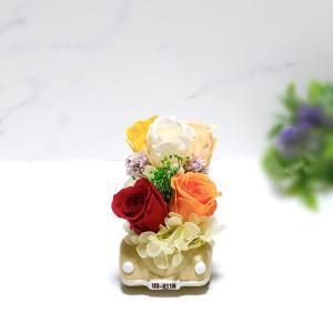 【プリザ】何も知らないけど、プリザの花材選んでみた。