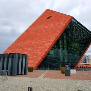 ポーランド 「第二次世界大戦博物館」inグダニスク!?前編(夏の家族旅行)