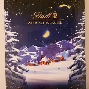 「アドベンツカレンダー(Adventskalender)」を買ってみた!?