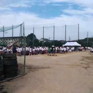 桜丘高校 運動会
