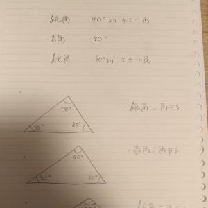 単元まとめ 鋭角・直角・鈍角