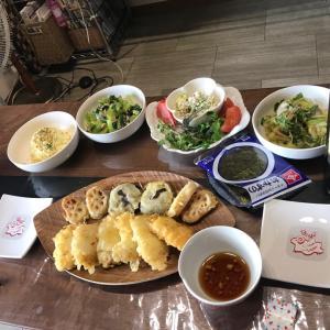 launchからのぉ〜dinner‼️