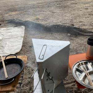 キャンプ飯と家飯‼️