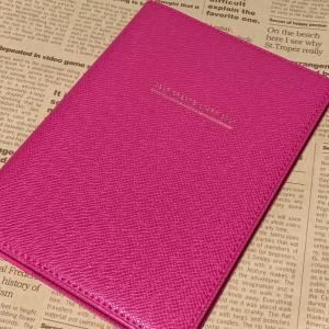 ピンクの可愛い手帳♡