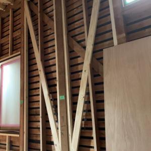 昭和の住宅再生 ⑭耐震補強は終盤