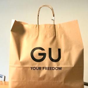 【GU】ふわもこであったか可愛いルームウェア♪( ´▽`)