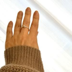 テンション上がる、お気に入りのリングたち(´ω`*) & ちょこっとポチレポ♩