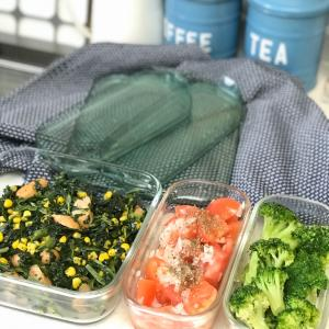 【常備菜】冷凍庫の整理をかねて久々の常備菜作り♪( ´▽`)