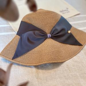 届いた憧れの帽子がステキでした(´ω`*) &ポチレポ!無事にゲット出来たscopeさんのコレ♫
