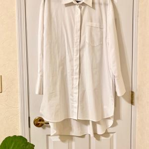 【ZARA】で見つけた理想の白シャツと楽天で大人気のニット♡ &悩みが解決⁈と思って買ったモノ♫