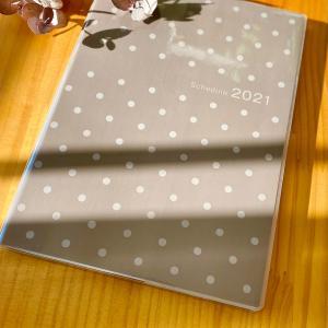【セリア】1日の自分の行動を把握するために来年の手帳をゲット♪( ´▽`)