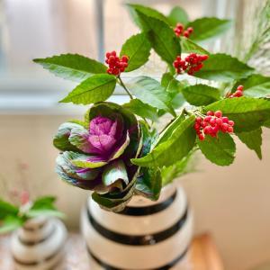 【お正月準備】お正月の素敵なお花とリース(´ω`*) & 福袋情報♫