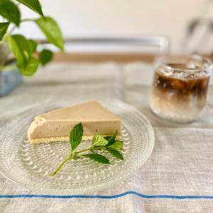【業スー】モンブランムースケーキ♡で、ほっこりおうちカフェタイム(´ω`*)