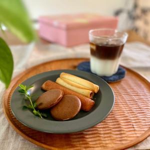 お得に買った美味しいものでおうちカフェ♡ & ラストポチ!つ、ついに憧れの大物をポチ(*ノωノ)