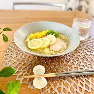 【カルディ】食欲のない時でも食べられる!さっぱり美味しいレモン塩ラーメン(^^♪