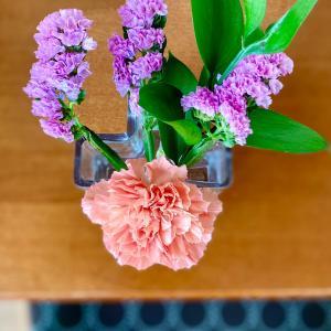 【花のある暮らし】ときめきが続く、お花の定期便(´ω`*)