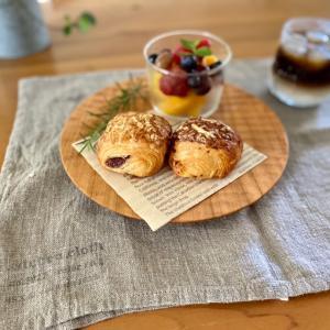 【コストコ】美味しい新商品で朝ごパン♡ & ポチレポ!半額でお得にゲット(^^♪
