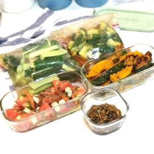 お盆休みに備えて 久しぶりに常備菜を作りました(*´꒳`*)