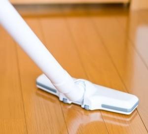 花粉症対策と掃除機