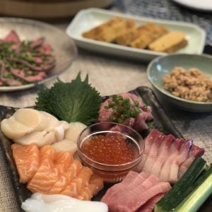 バンコクで手巻き寿司パーティー!バンコクで美味しいお刺身はどこだ⁉