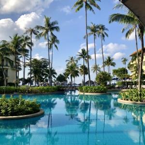 プーケット 年越し子連れ旅行②〜Marrioto Melrin Beach Resort〜