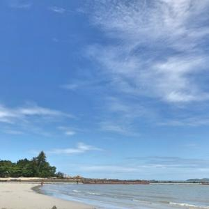 【子連れパタヤ1泊2日④】センタラグランドミラージュのレストランとビーチ