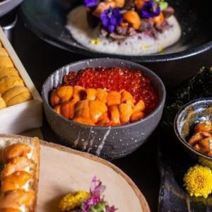 子連れOK!和食×フレンチのフュージョン料理~TENSHINO~ 北海道産バフンウニフェア実施中!