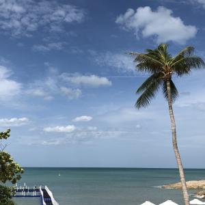 子連れサムイ島2泊3日①バンコクからサムイ島へ。ホテルはリッツカールトン!