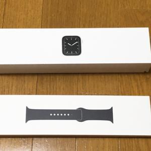 Apple Watch Series 5 開封の儀!
