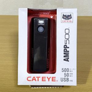 購入レポ! CATEYE AMPP500
