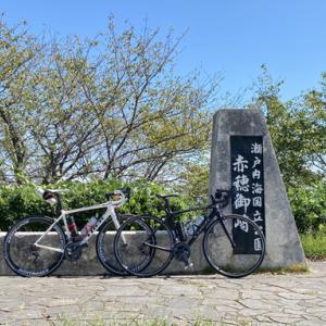 51日ぶりのサイクリング