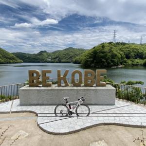 ロードバイクで姫路~六甲山山頂まで行ってきたよ