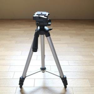 軽くて安い カメラ用三脚 HAKUBA W-312を買いました