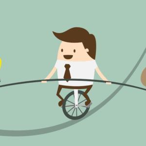 転職活動のストレスで潰れる人vs伸びる人【5つの違い】