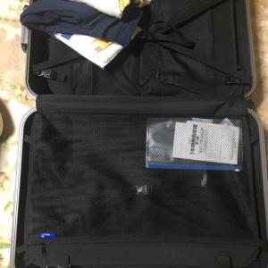 荷物の準備