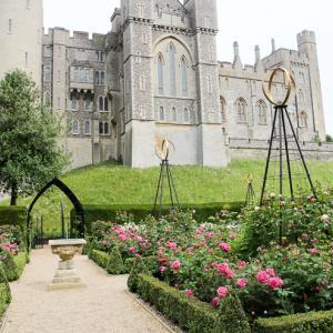 アランデル城の行き方。ロンドンから日帰りで異国風ガーデンとお城を見学、の巻
