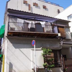 東京の路地