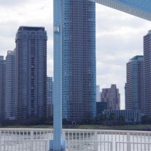 白昼の永代橋-2