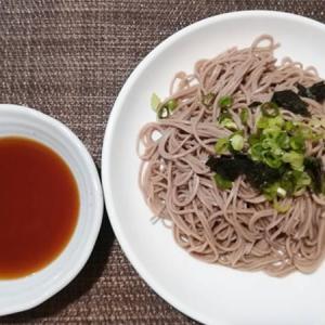 ざる蕎麦の季節になると迷う麺つゆの賞味期限