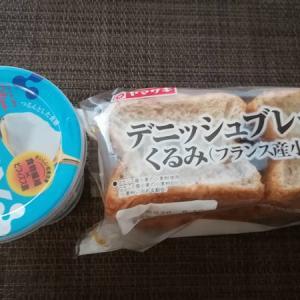 賞味期限切れのパンと、残り物雑炊
