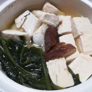 作り置きの鶏むね肉と豆腐の団子