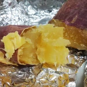 焼き芋はグリルで焼くのが手軽で安上がり
