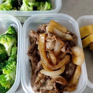 冷蔵庫に一週間放置していた野菜が新鮮でした