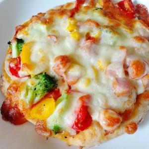 乾燥プルーンの活用。手作りピザが美味し過ぎる!!