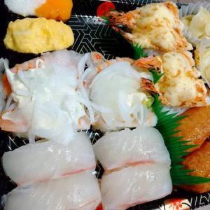 目の前の寿司よりお粥と佃煮が最高だった